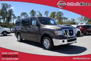 New 2018 Nissan NV 3500HD in Fort Myers, Florida