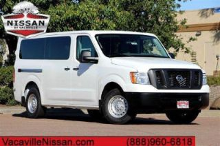 Used 2016 Nissan NV 3500HD in Vacaville, California