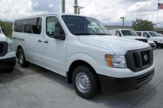 Used 2016 Nissan NV 3500HD in Davie, Florida