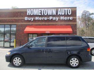 used 2004 honda odyssey ex in high point north carolina top cheap car
