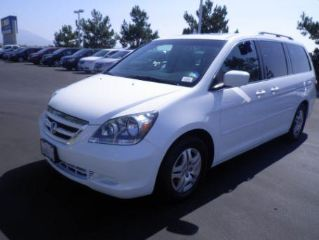 Used 2007 Honda Odyssey EX in Irvine, California