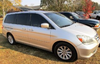 Honda Odyssey Touring 2007