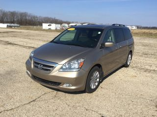 Used 2005 Honda Odyssey Touring in London, Ohio