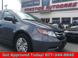 Used 2015 Honda Odyssey LX in New Britain, Connecticut