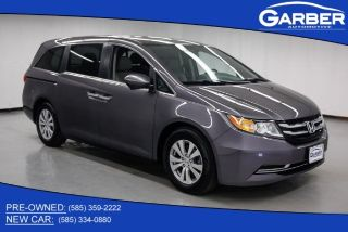 Used 2015 Honda Odyssey EX in Rochester, New York