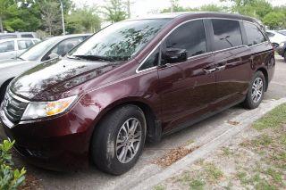 Honda Odyssey EX 2011