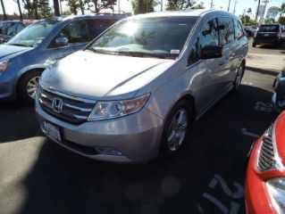 Used 2012 Honda Odyssey Touring in Duarte, California