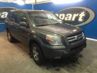 Used 2007 Honda Pilot EXL in Gaston, South Carolina