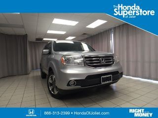 Used 2015 Honda Pilot SE in Joliet, Illinois