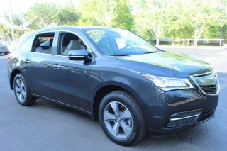 Used 2016 Acura MDX in Clearwater, Florida