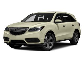 Used 2016 Acura MDX Base in Ocala, Florida