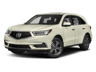 Used 2017 Acura MDX Base in Modesto, California