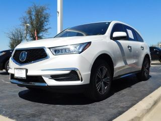 Used 2017 Acura MDX Base in Fort Worth, Texas