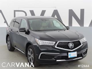 Used 2017 Acura MDX Base in Frisco, Texas