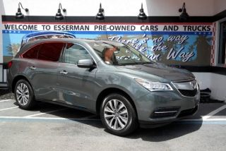 Used 2015 Acura MDX Technology in Doral, Florida