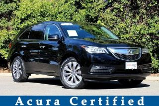 Used 2014 Acura MDX Technology in Concord, California