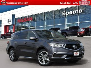 Used 2017 Acura MDX Technology in Boerne, Texas