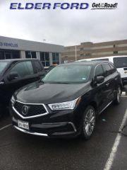 Acura MDX Technology 2017