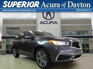 Used 2017 Acura MDX Technology in Dayton, Ohio