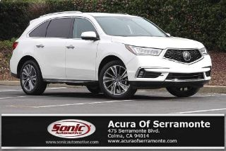 Used 2017 Acura MDX Technology in Colma, California