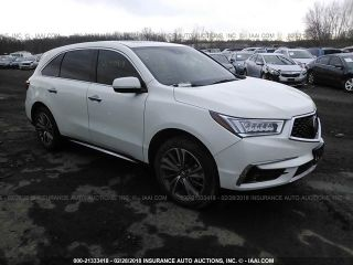 Used 2017 Acura MDX Technology in Lorain, Ohio