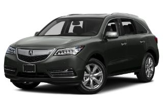 Acura MDX Advance 2015