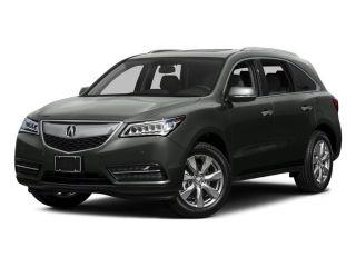 Used 2015 Acura MDX Advance in Miami, Florida