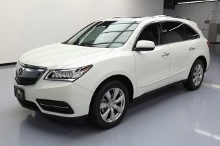 2015 Acura MDX Advance