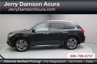 Used 2017 Acura MDX Advance in Huntsville, Alabama