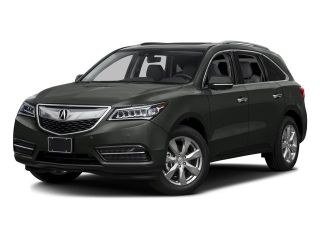 Used 2016 Acura MDX Advance in Ocala, Florida
