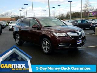 Used 2015 Acura MDX in Laurel, Maryland