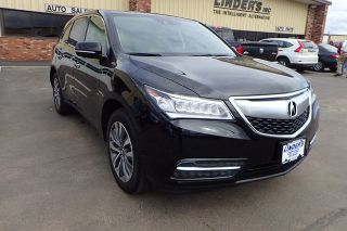 Used 2016 Acura MDX Technology in Worcester, Massachusetts