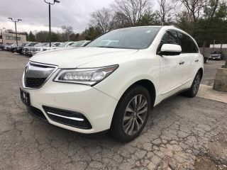 Used 2016 Acura MDX Technology in Darien, Connecticut