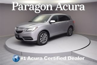 Used 2016 Acura MDX Technology in Woodside, New York