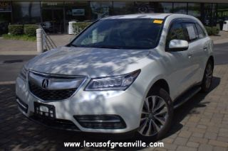 Used 2014 Acura MDX Technology in Greenville, South Carolina