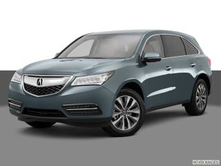 Acura MDX Technology 2015