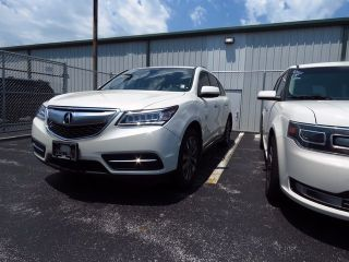 Used 2014 Acura MDX Technology in Springfield, Missouri