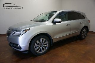 Used 2014 Acura MDX Technology in Baton Rouge, Louisiana
