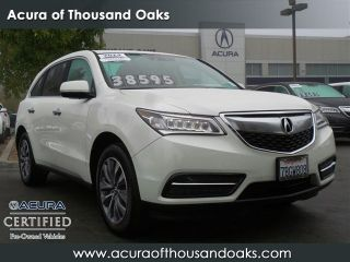 Used 2014 Acura MDX Technology in Beaverton, Oregon