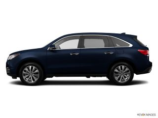 2014 Acura MDX Technology
