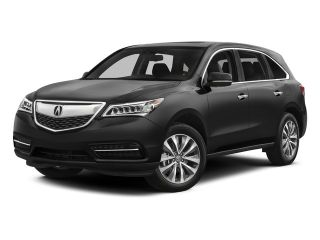 Used 2015 Acura MDX Technology in Syracuse, New York
