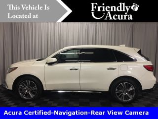 Used 2017 Acura MDX Technology in Middletown, New York