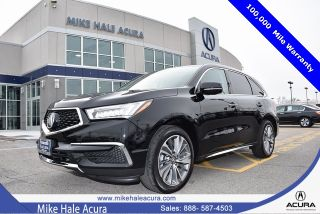 Acura MDX Technology 2017