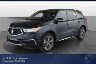 Used 2017 Acura MDX Technology in Grand Rapids, Michigan