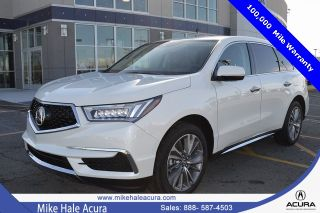 Used 2017 Acura MDX Technology in Salt Lake City, Utah