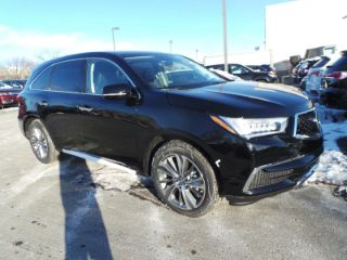 Used 2017 Acura MDX Technology in Wexford, Pennsylvania