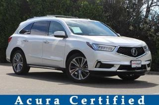 Used 2017 Acura MDX Technology in Concord, California