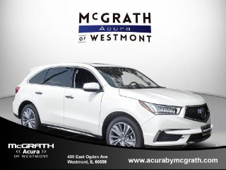 Used 2017 Acura MDX Technology in Westmont, Illinois