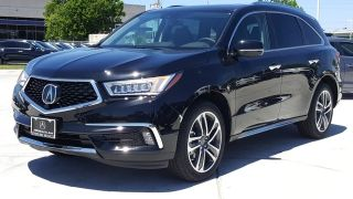 2017 Acura MDX Advance