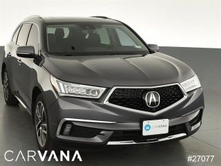 Used 2017 Acura MDX Advance in Frisco, Texas